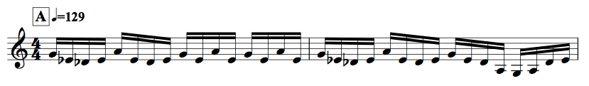 Fig. 1 Main theme.